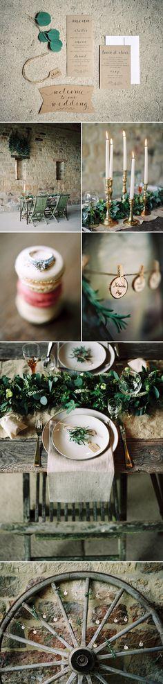Elegant Rustic Wedding Inspiration by Wedding Creations UK   Style Focused Wedding Venue Directory   Coco Wedding Venues
