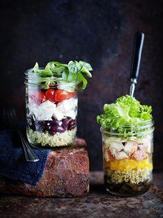 Värikäs purkkisalaatti nosti huimasti lounaseväiden tasoa - Kielenvievää - Kielenvievää - Helsingin Sanomat