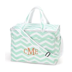 Monogram Cooler | jewelboxonline.com