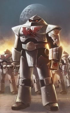 Horde Troopers by =Taclobanon on deviantART