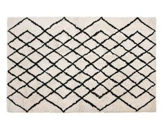 Fes Extra Large Tufted Wool Rug 200 x Off White Fes, Nordic Living Room, Teal Rug, Tapis Design, Industrial, Deco Design, White Rug, Modern Rugs, Soft Furnishings