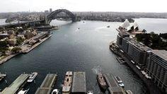 harbour bridge et opéra de sydney