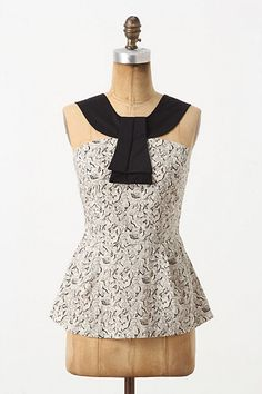 """The Anthropologie tag sale continues with some coveted new additions, like the Bonsai Breeze Skirt which was included in my """" Cravi..."""
