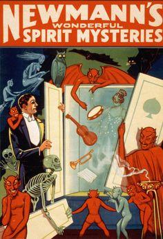 Newmann's Wonderful Spirit Mysteries