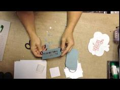 ▶ Ideas for Stampin' UP!'s November My Paper Pumpkin - YouTube