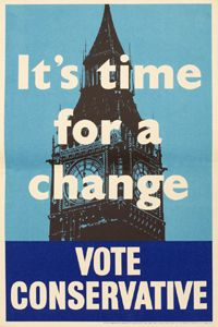 Picturing Politics – exploring the political poster in Britain