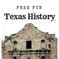 Texas Education, Homeschool Curriculum, Homeschooling, School Info, School Ideas, Life Skills Classroom, 4th Grade Science, Mystery Of History, Texas History