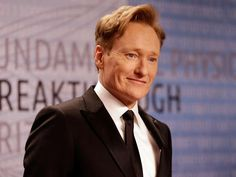 The veteran late-night US television host Conan O'Brien and his film crew will be taken a trip to the Middle East with the First Lady Michelle Obama. Westerly Rhode Island, Genius Iq, Comedy Tickets, Live Comedy, Late Night Show, Conan O Brien, Celebrity List, Michelle Obama, Late Nights