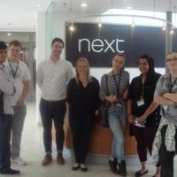Flying Fish visit to Next Head Office.