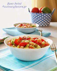 Greek Bean Salad