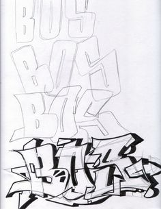 How to do graffiti using bars How To Do Graffiti, Graffiti Text, Graffiti Piece, Graffiti Words, Graffiti Doodles, Graffiti Writing, Graffiti Tagging, Street Art Graffiti, Graffiti Alphabet Styles