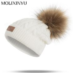 Cheap children winter hat, Buy Quality hats for girls directly from China  baby cap Suppliers  MOLIXINYU 2017 Pom Children Winter Hat For Girls Hat  Knitted ... 067c522a550