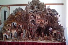 Museum of Plaster Figurines and Emigration in Coreglia Antelminelli Italy