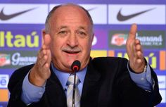 Scolari rilis skuad Brazil untuk Piala Dunia 2014