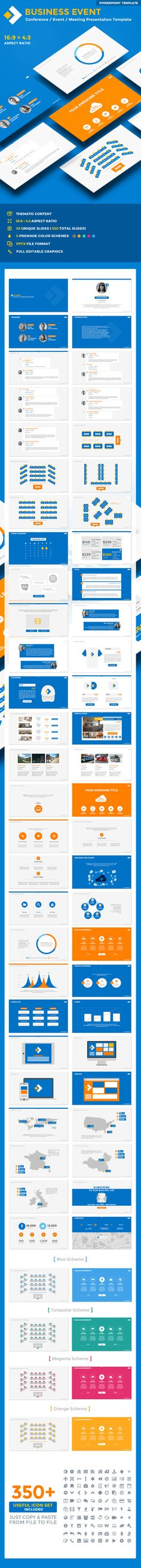 B Square Powerpoint Presentation Template Powerpoint - powerpoint presentation