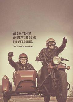 No sabemos a dónde vamos, pero vamos!!!
