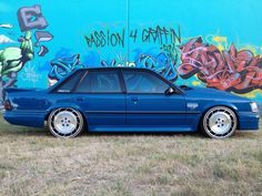 Holden Commodore VK SS Group A Australian Muscle Cars, Aussie Muscle Cars, Holden Wagon, Holden Monaro, Holden Australia, Man Gear, Car Man Cave, Holden Commodore, Ford Gt