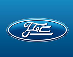 Ford Koreanlanguage Typography Design