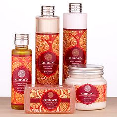 Sandalwood Amara Body Care Collection at Cost Plus World Market