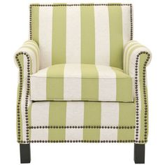 Easton Club Chair Green now featured on Fab.      Safavieh  Chic Hamptons-Inspired Decor    Labor Day might be around the corner, but that doesn't have to mean that summer is over. Safavieh channels the laidback luxury of the Hamptons with a collection of handcrafted rugs in sun-washed colors and beach-inspired furniture that will make your place feel like it's summer all year round.