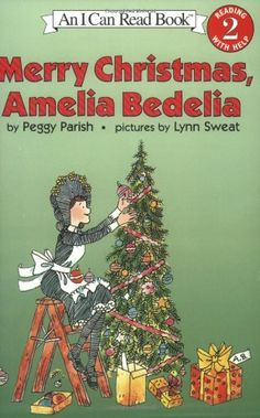 Wonderful #Books for #Winter and #Christmas: Merry Christmas, #Amelia #Bedelia (I Can #Read #Book 2)