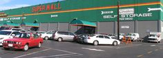 Slauson Super Mall: Increasing Influence of Shopping Malls in CA