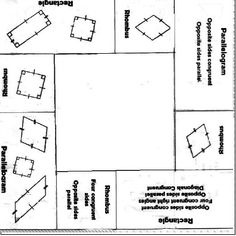 Some great math foldables. Blank templates to make your own as well as some printables like Fortune Tellers, etc.