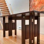 The Transformer Table By Quentin Kelley Foldable Dining