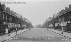 Derinton Road, Tooting c.1915