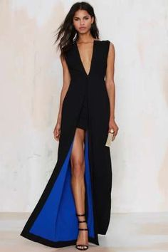 Solace Saar Maxi Dress | Shop Clothes at Nasty Gal!