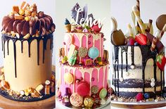 Now THAT'S a cake! The most calorific cakes we've ever seen
