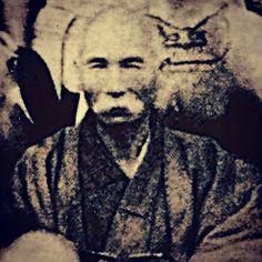 Sui-Di master Anko Itosu 糸洲 安恒