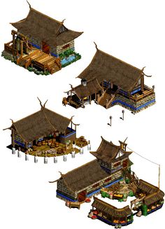 Assorted Building Sets - Age of Kings Heaven Forums