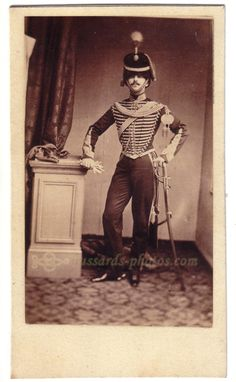 Rare photos of Napoleon III's Imperial Guard - Page 2 - Armchair General and HistoryNet >> The Best Forums in History