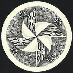 Zentangle-Margaret Bremner, CZT
