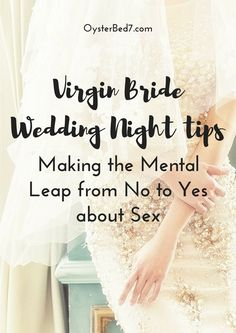 """""""I'm about to get married next month and I have no clue about sex. What do I do? What will it feel like? Even though I had the sex talk in school, it still all seems very mysterious to me.  I'm a virgin. Plus, I'm scared it's going to hurt. Can you spell out the basics of sex for a nervous Christian bride and give me advice for my wedding night to avoid pain? How do I flip the [Continue Reading]"""