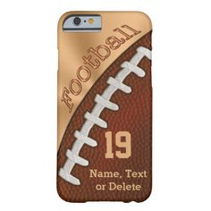 30% OFF All MOBILE Devices til 12-31-2014 11:59PM Zazzle Discount CODE: GIFTACASE014 Personalized Football iPhone 6 Cases with Name or Text.   Click:  http://www.zazzle.com/personalized_football_iphone_6_cases_iphone_6_case-256799262211391365?rf=238147997806552929   See ALL Sports iPhone 6 Cases Customize with Name or Text Click Here:  http://www.zazzle.com/littlelindapinda/gifts?cg=196413562739864280&rf=238147997806552929    CALL Linda for HELP, Changes: 239-949-9090