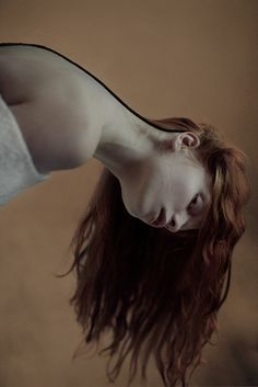 'Orange' photographed by ANNA DANILOVA.