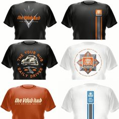#TheVdubHub VW lifestyle apparel, accessories and event updates.  Check out our custom printed T-Shirts. 8 different styles.  #SeenAtTheScene #VW #Volkswagen #VintageVdub #VintageVW #Type1 #Type2 #Type3 #Karmannghia #VWbeetle #Kombi #VWbus #VWlove #käfer #Fusca #Vocho #cadillac #Slammed  Visit us at TheVduHub.com