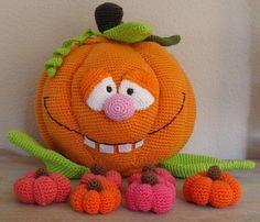 Resultado de imagen de halloween crochet