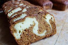 Cream Cheese Stuffed Sweet Potato Bread Recipe