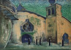 And We Bring the Light (1922) Roerich