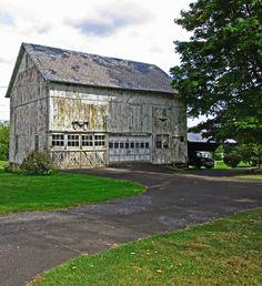 Bucks County Barn|Love's Photo Album