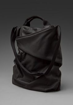 93c9f02c5402 Puma Urban Mobility by Hussein Chalayan Downtown Shoulder Bag in Black -  Handbags - popular handbags