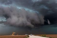 Supercells and mega storms: America's violent weather. Patricia, Texas