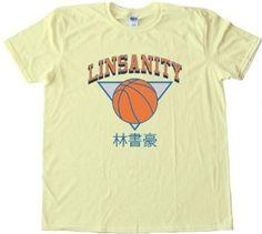 linsanity t-shirt