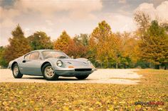1969 Ferrari 246GT Coupe