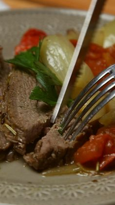 Carne al Horno Et Yemekleri Meat Recipes, Cooking Recipes, Drink Recipes, Tastemade Recipes, Healthy Recepies, Healthy Eating Tips, Healthy Nutrition, Quick Meals, Street Food