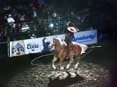 Salisbury Post: National Western Stock Show's Mexican #Rodeo Extravaganza, Photo by Wayne Hinshaw