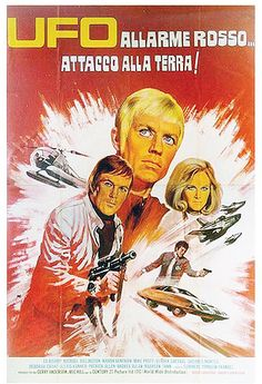 Posts about Gerry Anderson written by Submarine Movie, Ufo Tv Series, Pub Vintage, Thunderbirds Are Go, Italian Posters, Sci Fi Tv Shows, Classic Monsters, Science Fiction Art, Sci Fi Movies